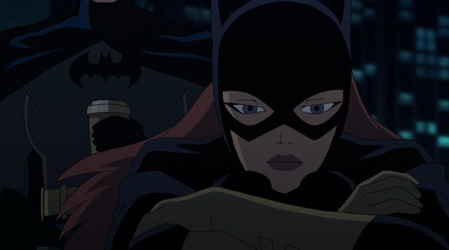 Batman The Killing Joke - Batgirl
