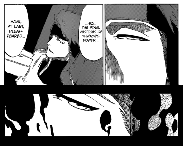 Bleach chapter 686 - Aizen