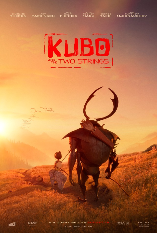 Kubo and the Two Strings - Poster 3