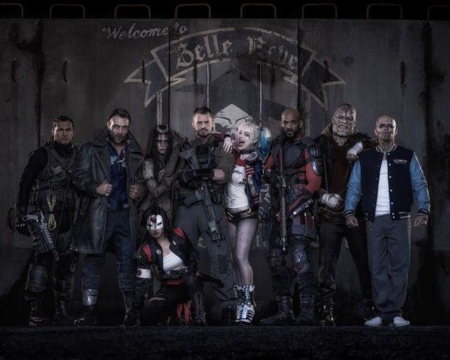 Suicide Squad - Film Poster