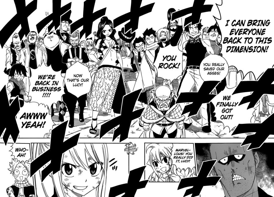 Fairy Tail Chapter 479 - Fairy Tail