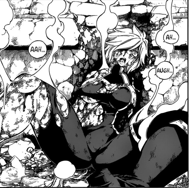 Fairy Tail Chapter 503 - Dimaria defeated