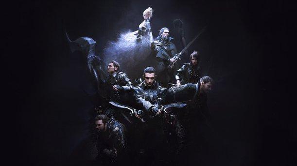 Final Fantasy XV Kingsglaive Poster