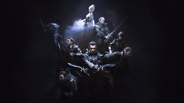 Final Fantasy XV Kingsglaive Poster