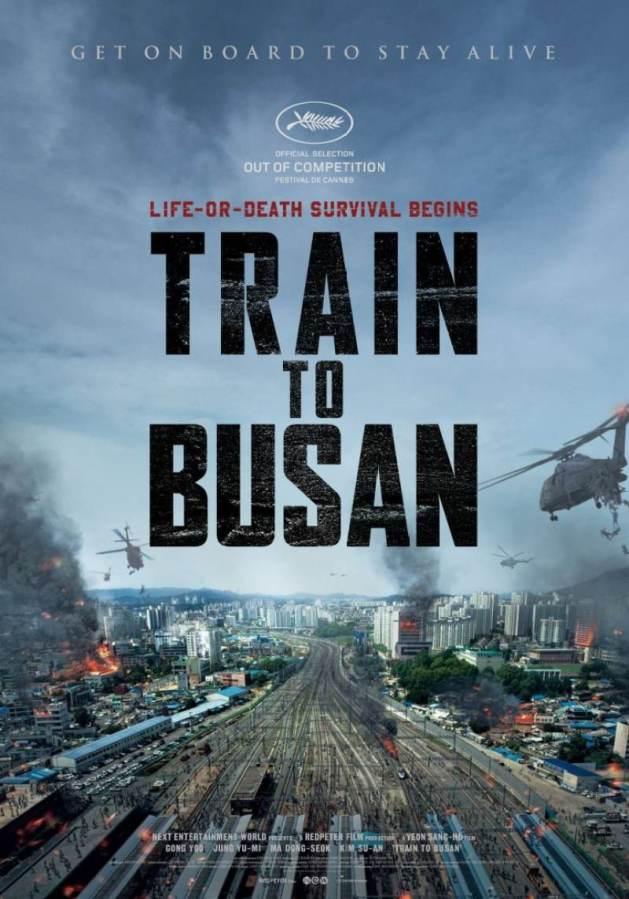 Train to Busan poster 1