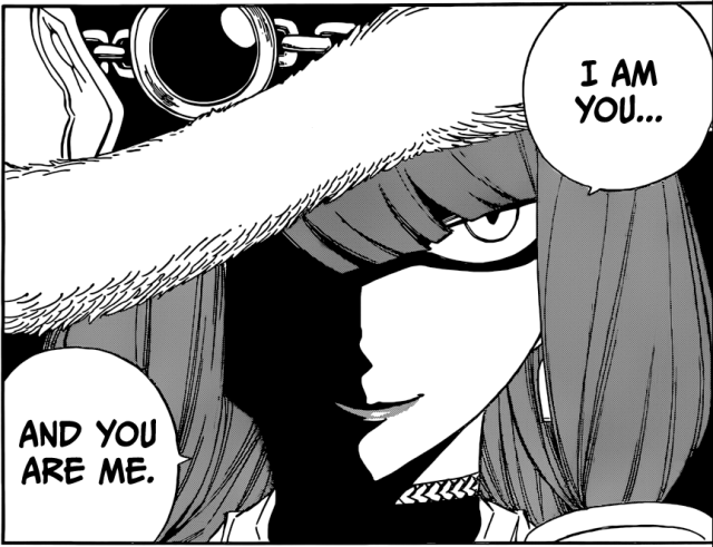Fairy Tail chapter 507 - Irene Belserion