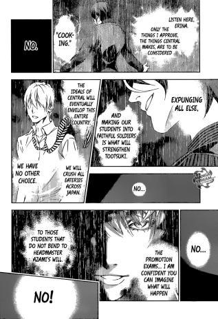 Shokugeki no Soma chapter 171 - Erina's answer 1