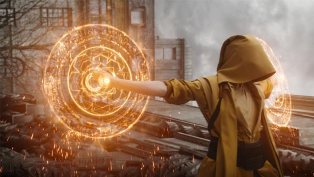 Doctor Strange magic