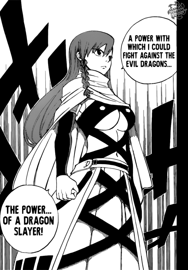 Fairy Tail chapter 514 - The Mother of Dragon Slayer