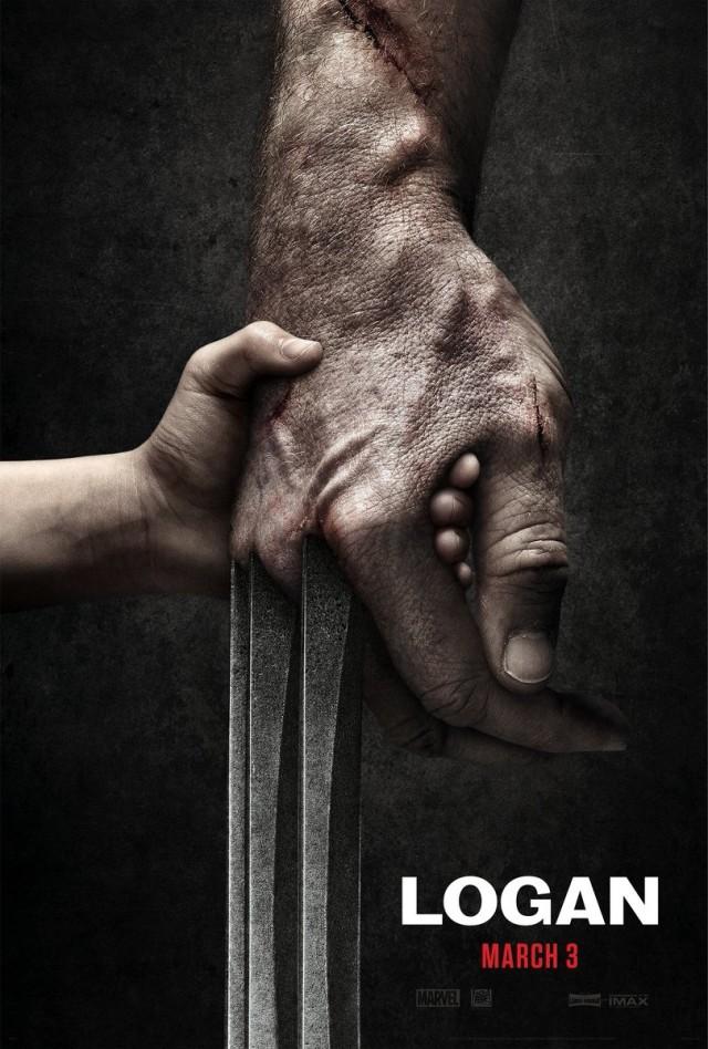 Logan (film) poster