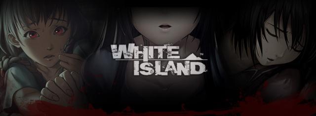 VisualShower - White Island - poster 3