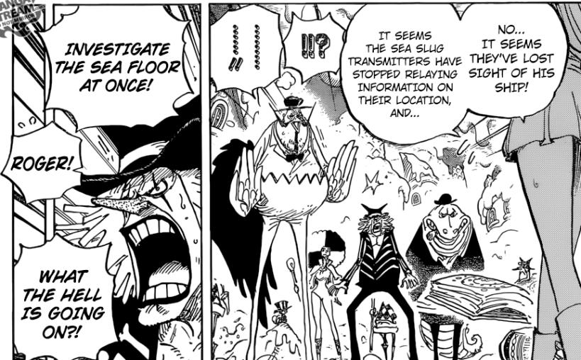 One Piece Chapter 882 - Big Mom Pirates