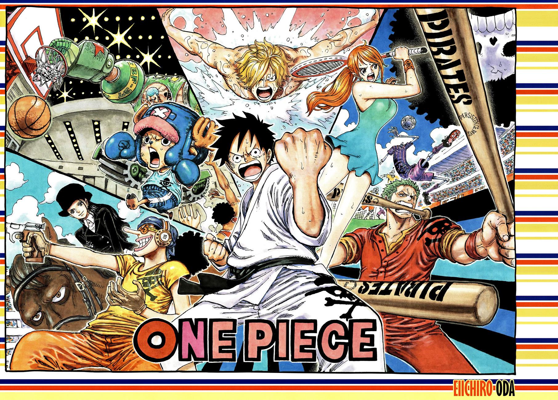 One Piece 912