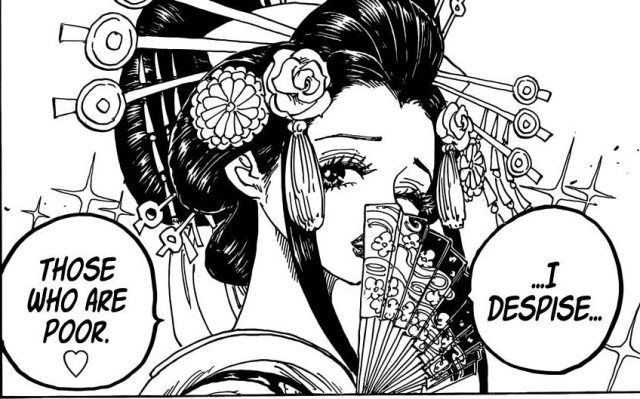 One Piece chapter 928 - Komurasaki