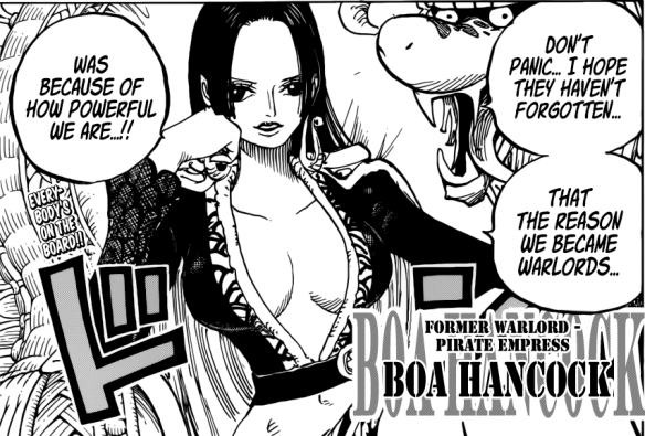 One Piece Chapter 956 – The Abolition Of The… | 12Dimension