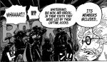 One Piece chapter 957 - The Rocks Pirates