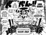 One Piece chapter 960 - Kozuki Oden