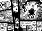 One Piece chapter 961 - Oden VS Mountain God