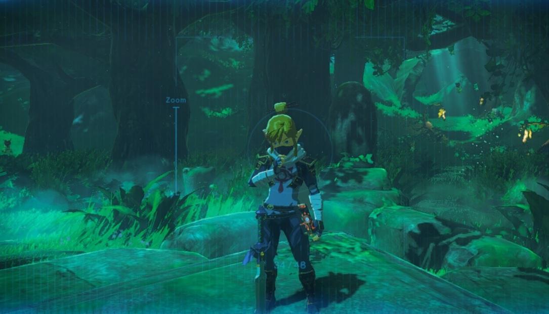The Legend of Zelda: Breath of the Wild - The Master Sword