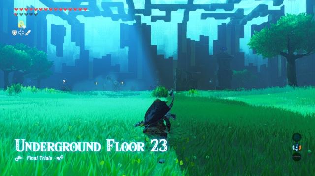 The Legend of Zelda: Breath of the Wild - Final Trials floor 23