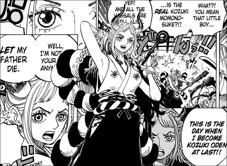 One Piece - Is Yamato the Pheasant of the Wano Kuni Arc?