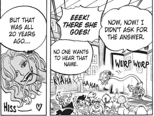 One Piece chapter 919 - Nure-Onna