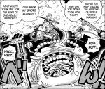 One Piece chapter 952 - Zoro defeats Gyukimaru