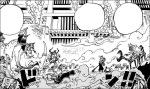 One Piece chapter 996 - Yamato VS the Beast Pirates
