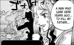 One Piece chapter 998 - Yamato recalls her encounter with Ace three years ago