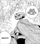 Edens Zero chapter 125 - The Founder of the Magimech Arts appears