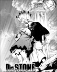 Dr Stone chapter 197 - Suika revives Senku after 4 years of effort