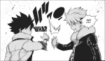 Edens Zero chapter 143 - Shiki rejects Shura's hollow offer of friendship