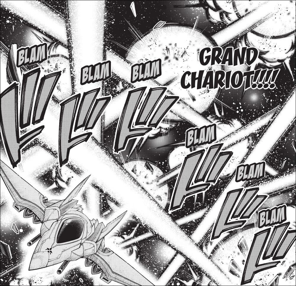 Edens Zero chapter 148 - Justice arrives