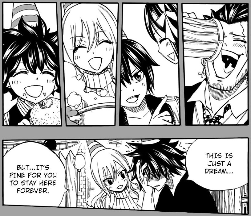 Fairy Tail: 100 Years Quest Chapter 84 - Gray aware that the reality in front of him is but an illusion