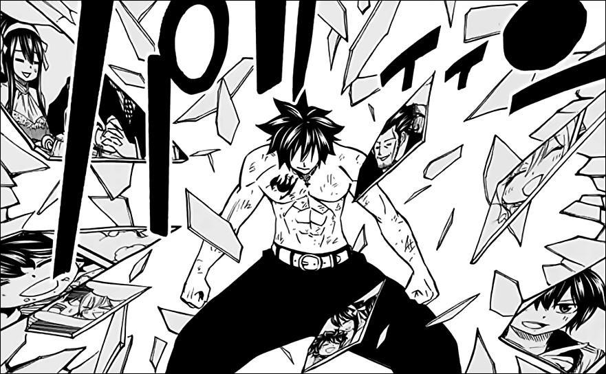 Fairy Tail: 100 Years Quest Chapter 84 - Gray shatters Hakune's Mugen Setsugekka
