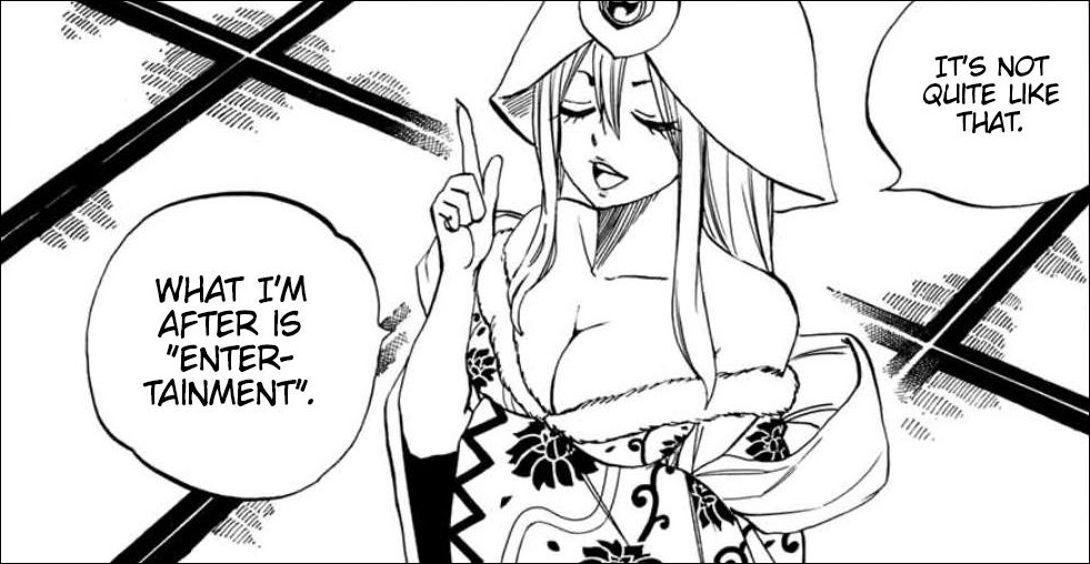 Fairy Tail: 100 Years Quest Chapter 73 - Selene expresses what interest her