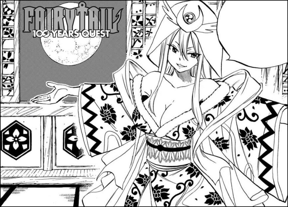 Fairy Tail: 100 Years Quest Chapter 73 - Selene, the moon and the ability to traverse dimension