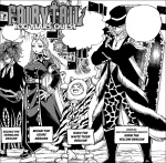 Fairy Tail: 100 Years Quest Chapter 92 - Diablos's Dark Dragon Slayers